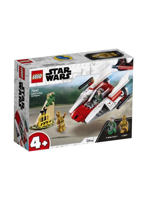 LEGO® Star Wars™ 75247 - Rebel A-Wing Starfighter™