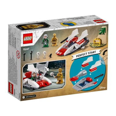 LEGO® Star Wars™ 75247 - Rebel A-Wing Starfighter™