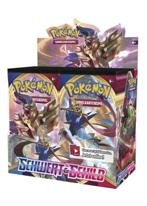 """Pokémon """"Schwert & Schild"""" Booster - Deutsch - TCG"""