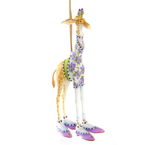Ludibrium-Krinkles - Jambo George Giraffe Ornament