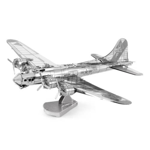 Ludibrium-Metal Earth - B-17 Flying Fortress