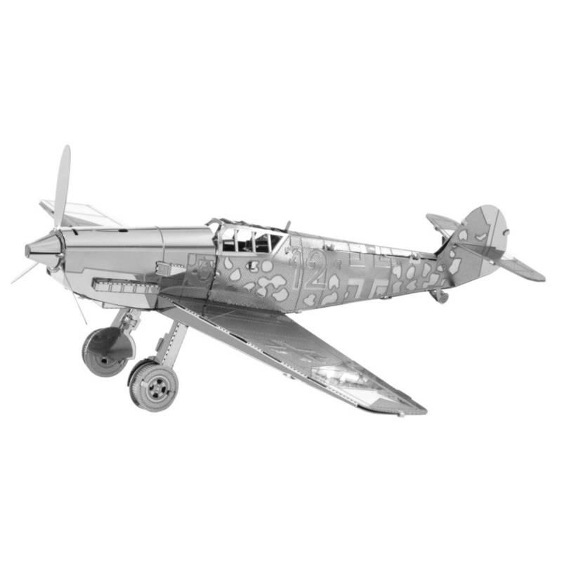 Ludibrium-Metal Earth - Messerschmitt BF-109