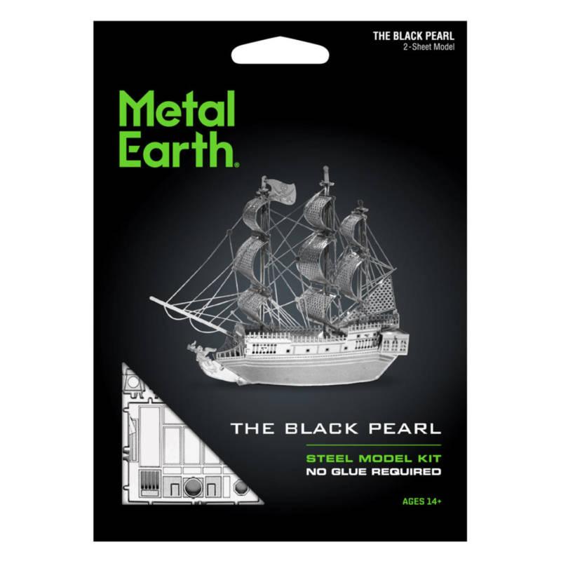 Ludibrium-Metal Earth - Black Pearl