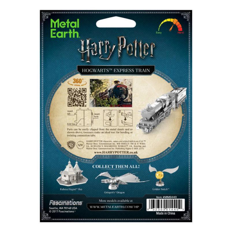 Ludibrium-Metal Earth - Harry Potter Hogwarts Express Train