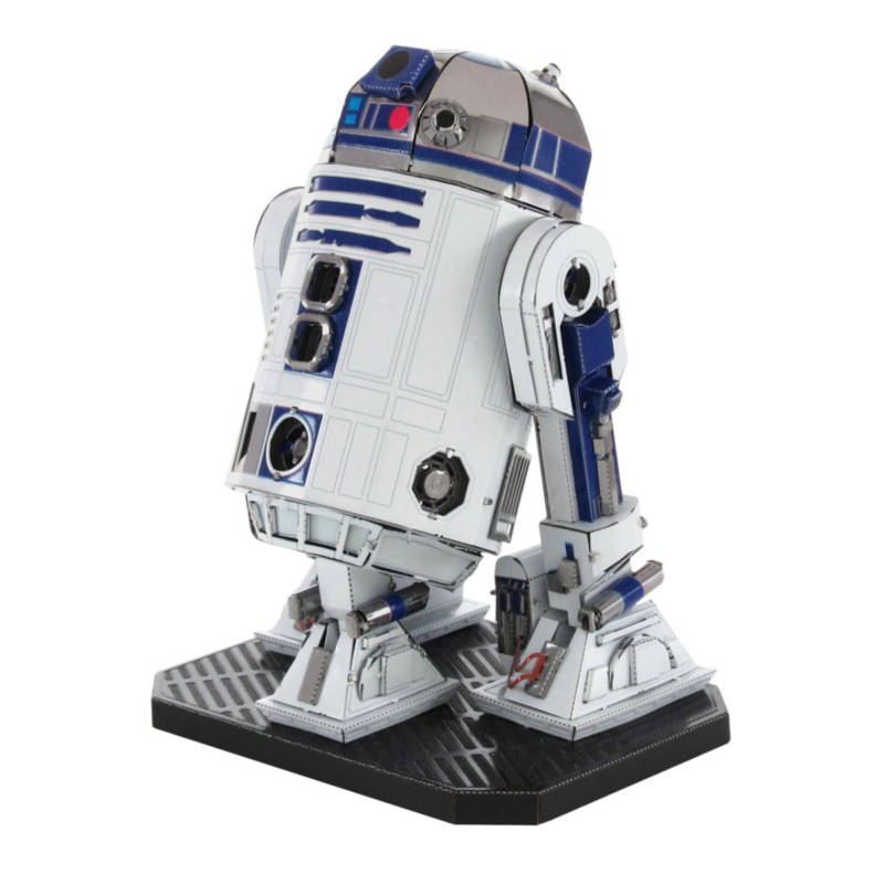 Ludibrium-Metal Earth - Iconx Star Wars- R2-D2