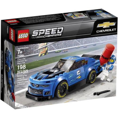 LEGO Speed Champions - 75891- Rennwagen Chevrolet Camaro ZL1