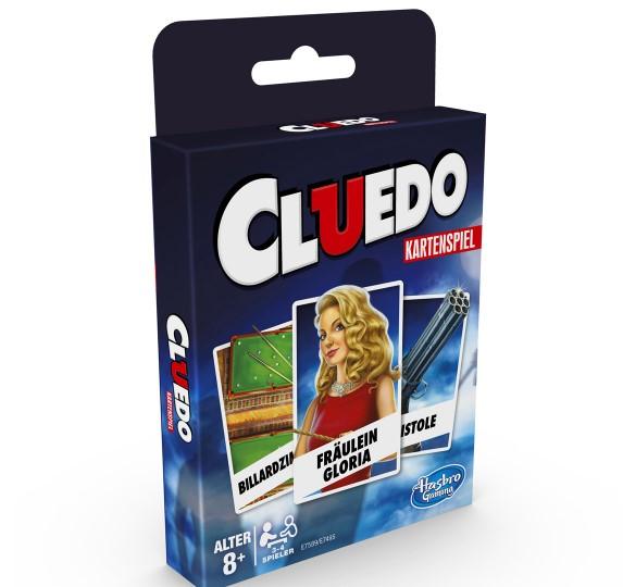 Cluedo Kartenspiel - Hasbro Gaming