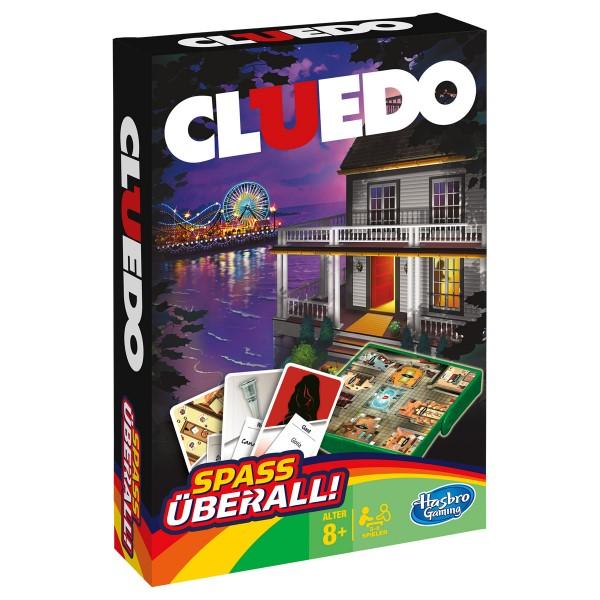 Cluedo Kompakt - Hasbro Gaming