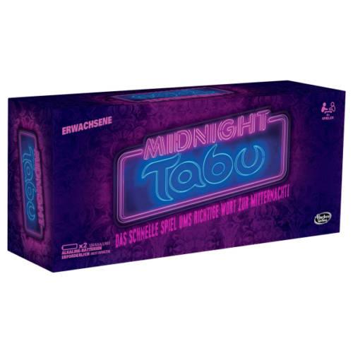 Hasbro - Tabu Midnight, d