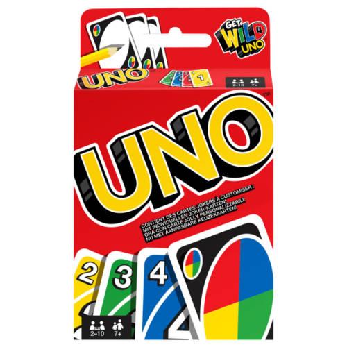 Kartenspiel UNO - Mattel Games - d/f/i