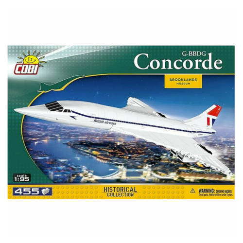 Ludibrium-Cobi 1917 - Concorde G-BBGD 1:95
