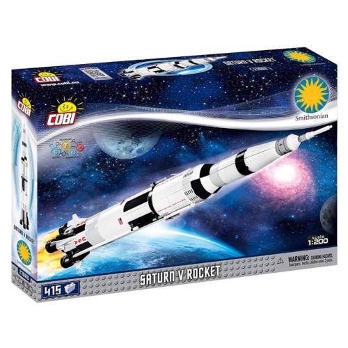 Ludibrium-Cobi 21080 - Rakete Saturn V Rocket 1:200