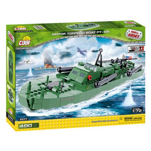 Ludibrium-Cobi 2377 - Torpedo Boat PT-109