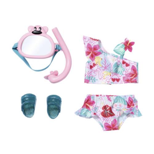 Ludibrium-Zapf Creation - BABY born - BABY born Holiday Bikini Set