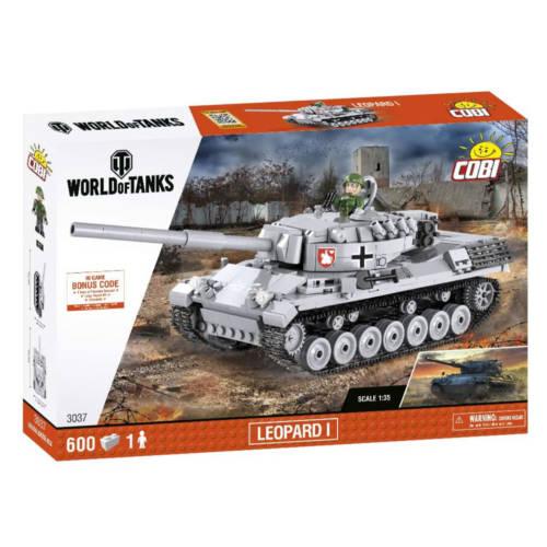 Ludibrium-Cobi 3037- Panzer Leopard I 1:35