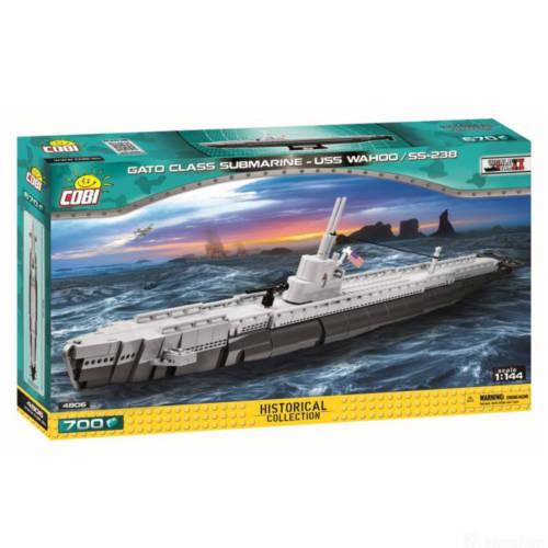 Ludibrium-Cobi 4806 - USS Wahoo / SS-238 1:144