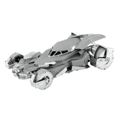Ludibrium-Metal Earth 502758 - Batman vs Superman Batmobil MMS375