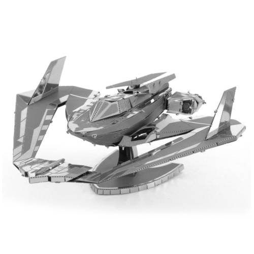 Ludibrium-Metal Earth 502760 - Batman vs Superman Batwing MMS376