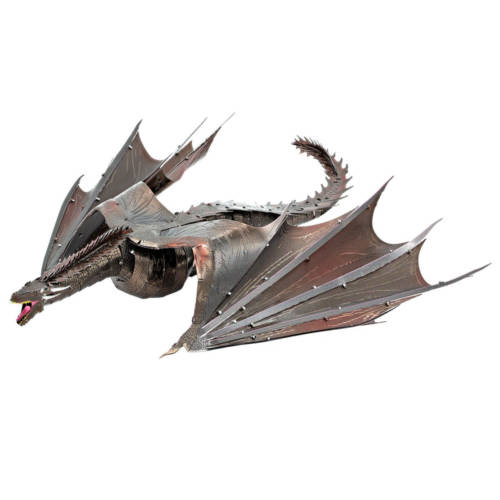 Ludibrium-Metal Earth 502982 - Iconx Game of Thrones: Drogon ICX124