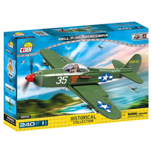 Ludibrium-Cobi 5540 - Bell P-39 Airacobra