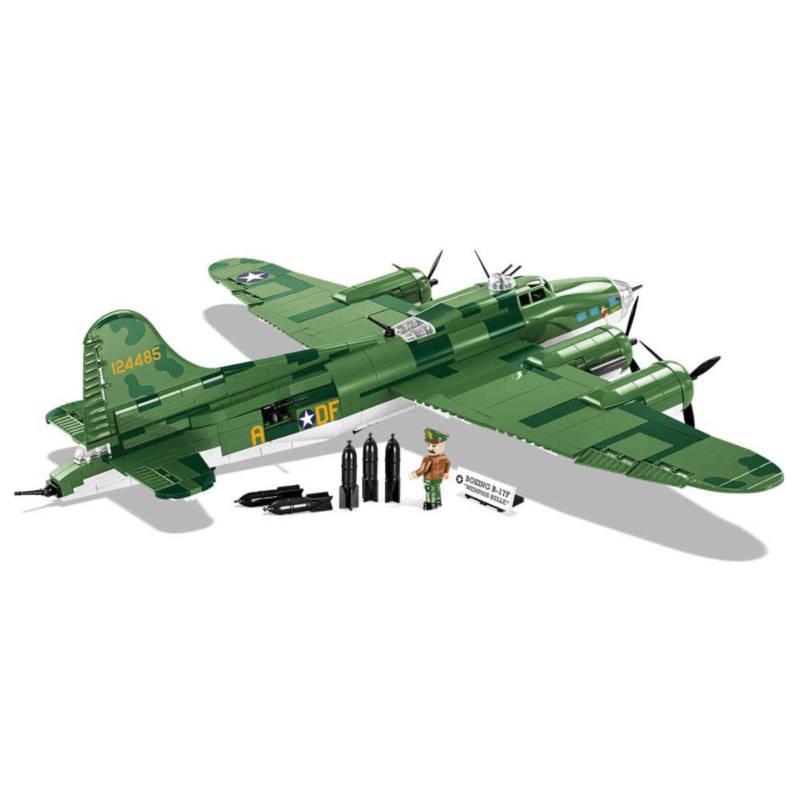 Ludibrium-Cobi 5707 - Boeing B-17 F Flying Fortress 1:48