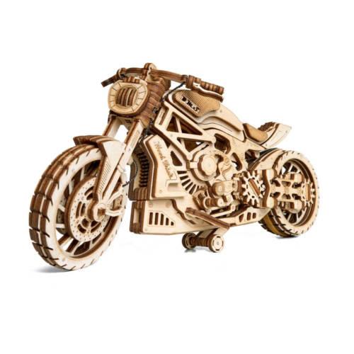 Wood Trick - Motorcycle- Holzbausatz
