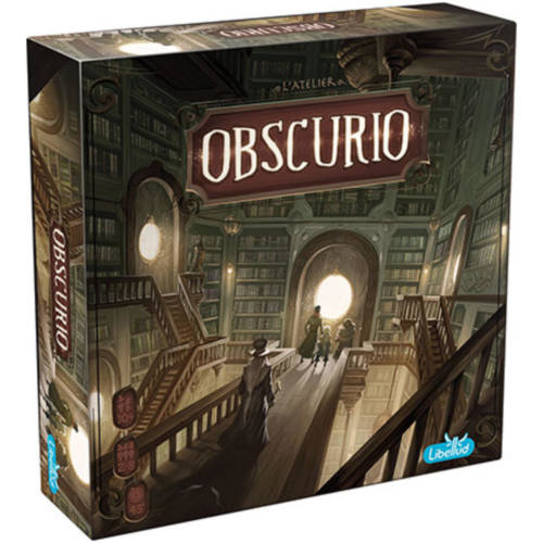 Asmodee - Obscurio
