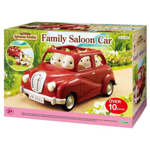 Ludibrium-Sylvanian Families 2002 - Family Saloon Car