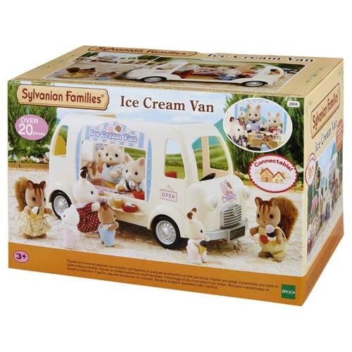 Ludibrium-Sylvanian Families 2808 - Ice Cream Van