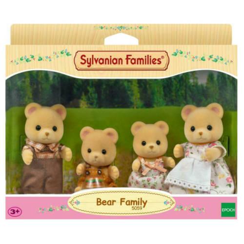 Ludibrium-Sylvanian Families 3150 - Bear Family