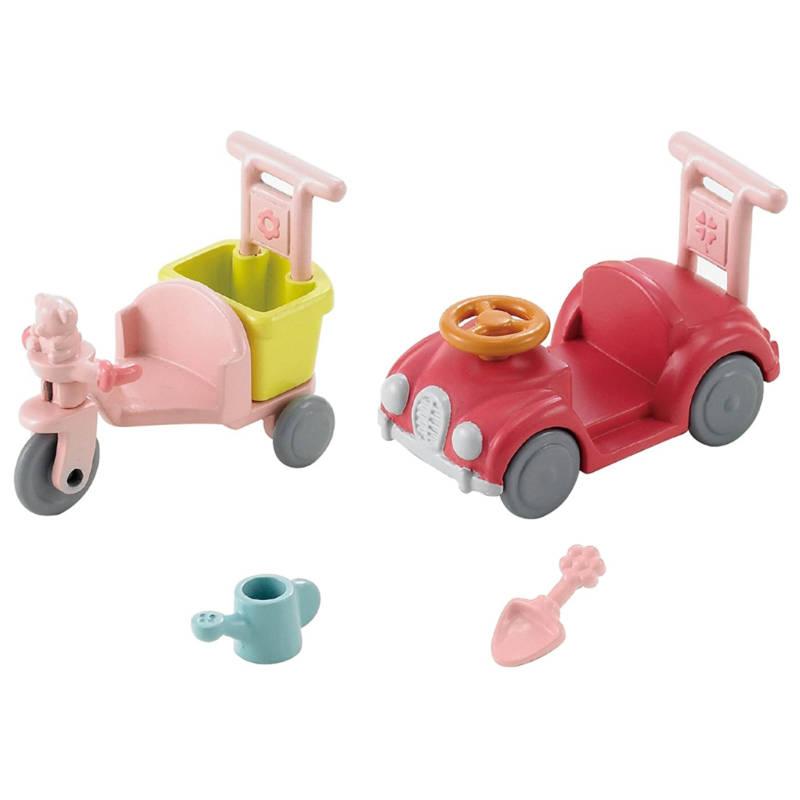 Ludibrium-Sylvanian Families 3567 - Babies Ride and Play