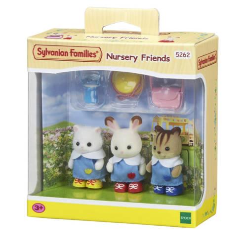 Ludibrium-Sylvanian Families 5262 - Nursery Friends