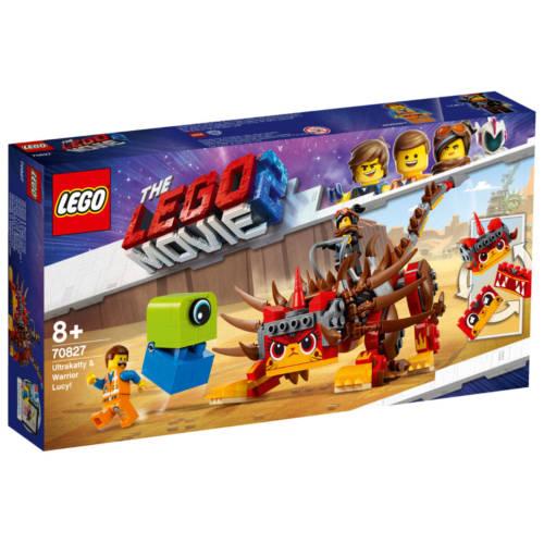 Ludibrium-LEGO® The Movie 2 - 70827 - Ultrakatty & Krieger-Lucy