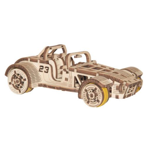 Ludibrium-Wooden.City - Roadster WR337 - Holzbausatz