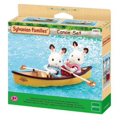 Ludibrium-Sylvanian Families 2883 - Canoe Set