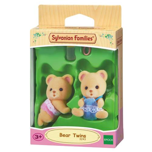 Ludibrium-Sylvanian Families 3243 - Bear Twins