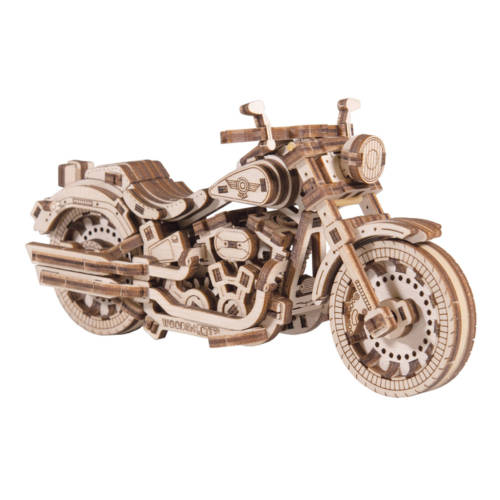 Ludibrium-Wooden.City - Cruiser V-Twin - Holzbausatz