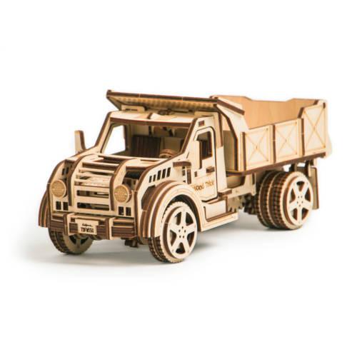 Ludibrium-Wood Trick - Truck - 3D-Modellbau