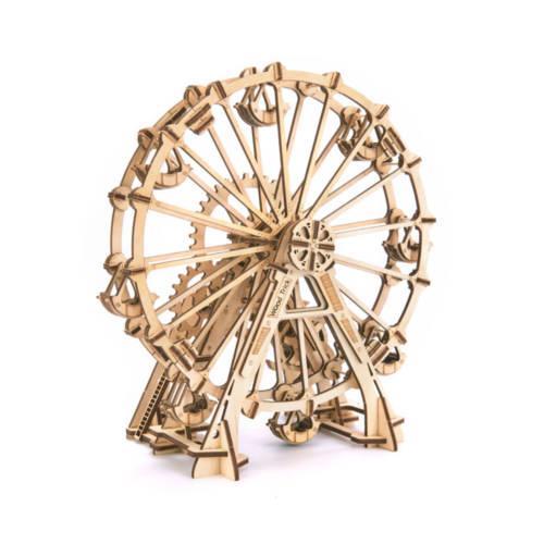 Ludibrium-Wood Trick - Observation Wheel (Riesenrad) - 3D-Modellbau