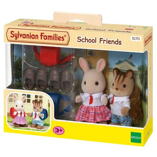 Ludibrium-Sylvanian Families 5170 - School Friends