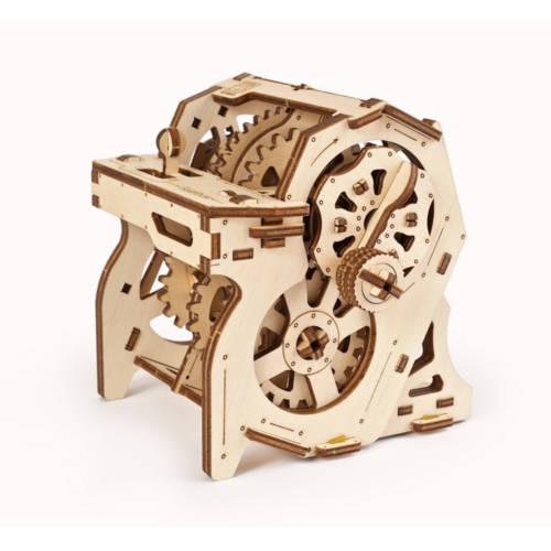 Ludibrium-UGEARS 70131 - Schaltgetriebe - 3-D Holzspielzeug