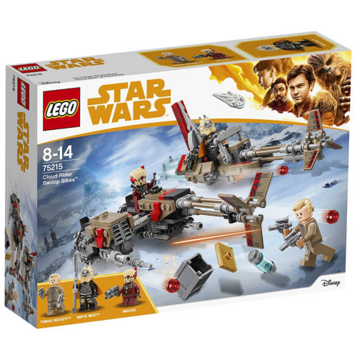 Ludibrium-LEGO® Star Wars™ 75215 - Cloud-Rider Swoop Bikes