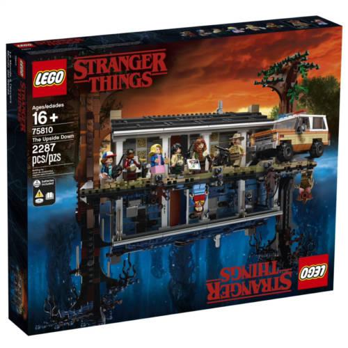 Ludibrium-LEGO® Stranger Things™ 75810 - Die andere Seite