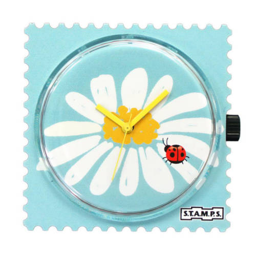 Ludibrium-S.T.A.M.P.S. - Uhrenmotiv Daisy