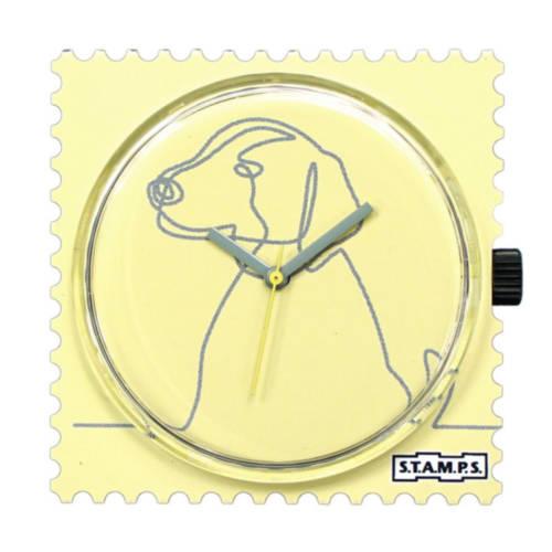 Ludibrium-S.T.A.M.P.S. - Uhrenmotiv Lovely Dog
