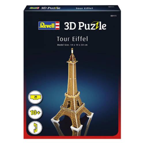 Ludibrium-Revell 00111 - 3D Puzzle - Eiffelturm