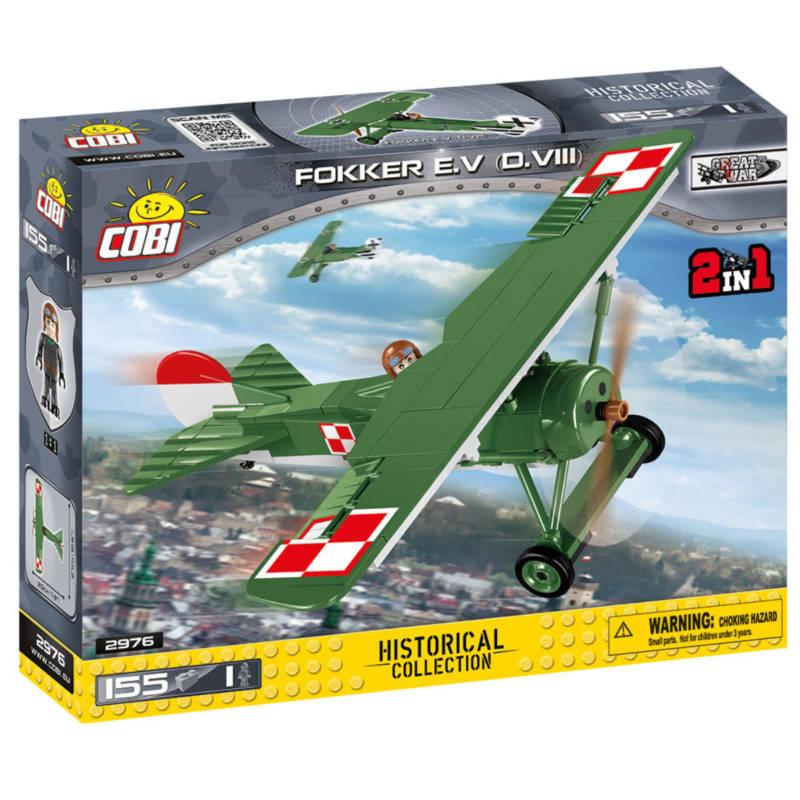 Cobi 2976-Fokker-E.V-D.VIII