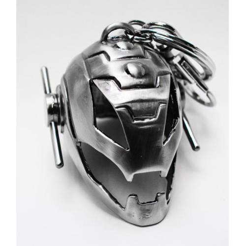 Ludibrium-Marvel Comics - Metall-Schlüsselanhänger - Ultrons Helm