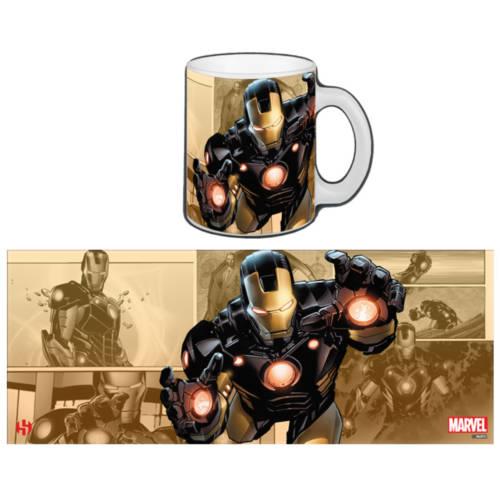 Ludibrium-Iron Man - Tasse Marvel NOW