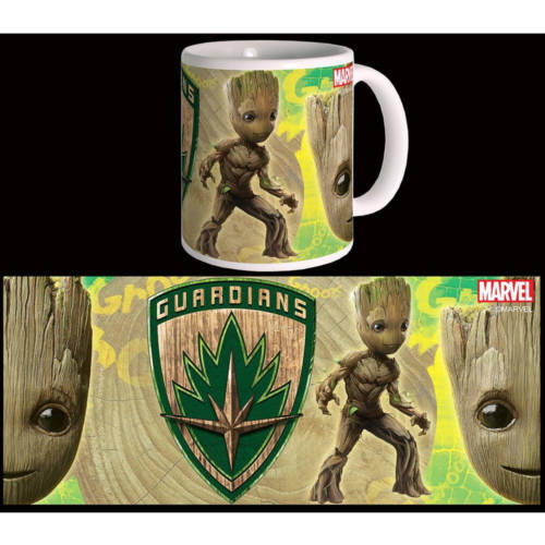 Ludibrium-Guardians of the Galaxy 2 - Tasse Young Groot